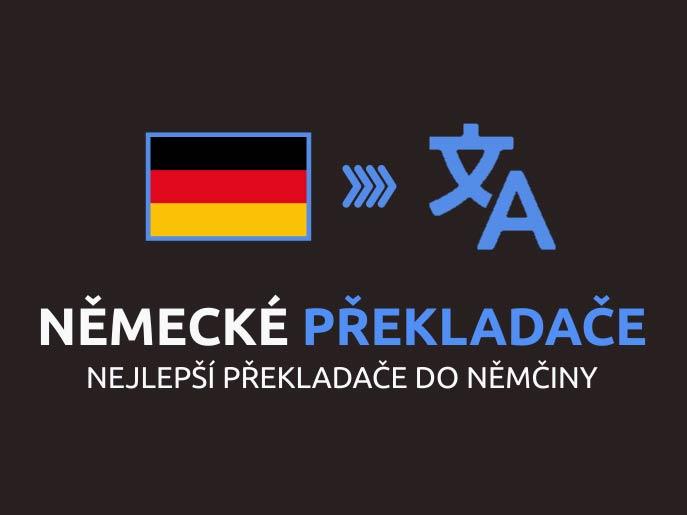 Nejlepší překladače do němčiny