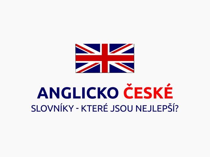 Anglicko český slovník - nejlepší slovníky