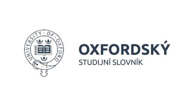 Oxfordský studijní slovník