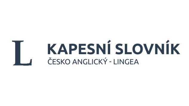 Kapesní anglicko český slovník